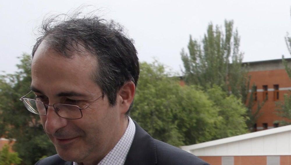 El rector de la Rey Juan Carlos