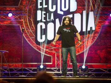J.J. Vaquero en El Club de la Comedia