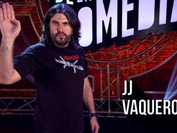 JJ Vaquero: Padre de hija adolescente
