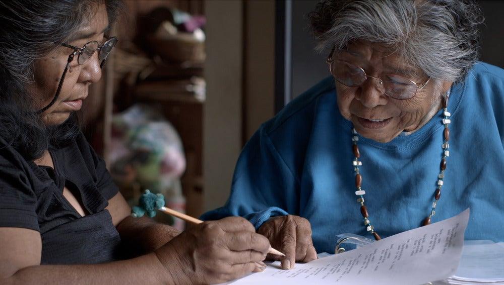 Marie Wilcox es el último testimonio de una de las 130 lenguas que están en peligro de desaparecer en EEUU.