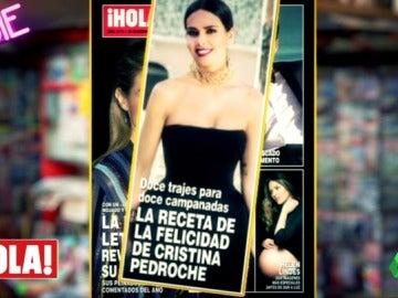 Frame 32.536195 de: ¿Será uno de estos 12 vestidos el que lleve Cristina Pedroche en las Campanadas de 2016?