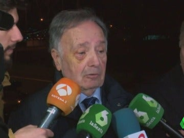 """Frame 56.809316 de: El líder de Manos Limpias sale de prisión tras pagar una fianza de 50.000 euros: """"Nunca en la vida he extorsionado"""""""