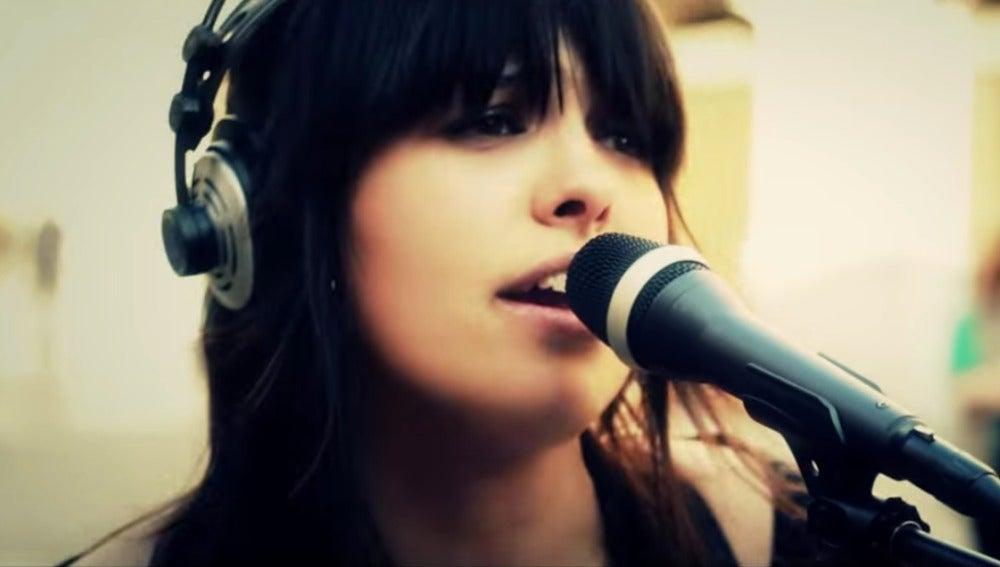 Jhana, en un directo en Salamanca