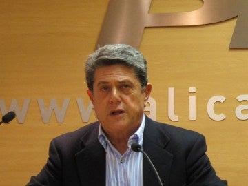 Federico Trillo, embajador de España en Londres