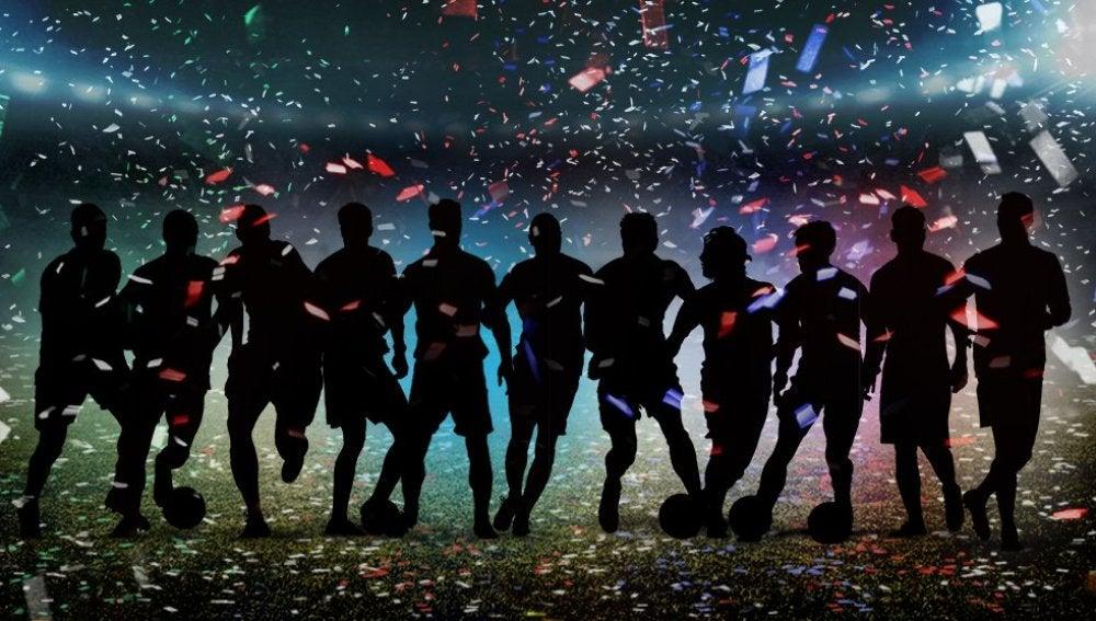 El mejor once UEFA del año 2016
