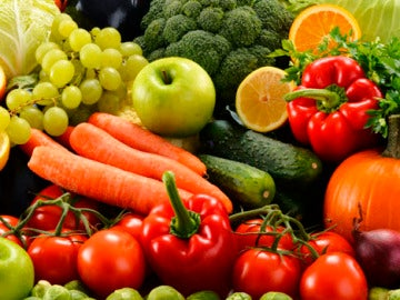 Frutas, verduras y hortalizas