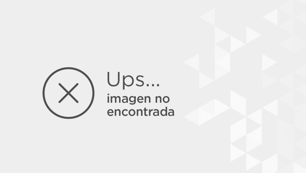 Carrie Fisher como la princesa Leia