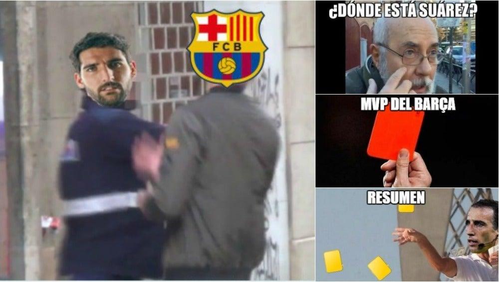 Los mejores 'memes' del Athletic-Barcelona