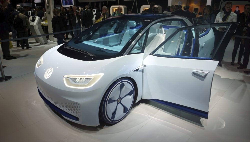 Uno de los nuevos modelos de Volkswagen