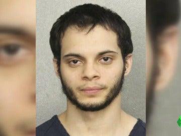Autor del tiroteo en el aeropuerto de Florida