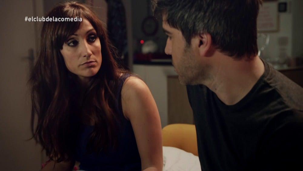 Ana Morgade y Ernesto Sevilla
