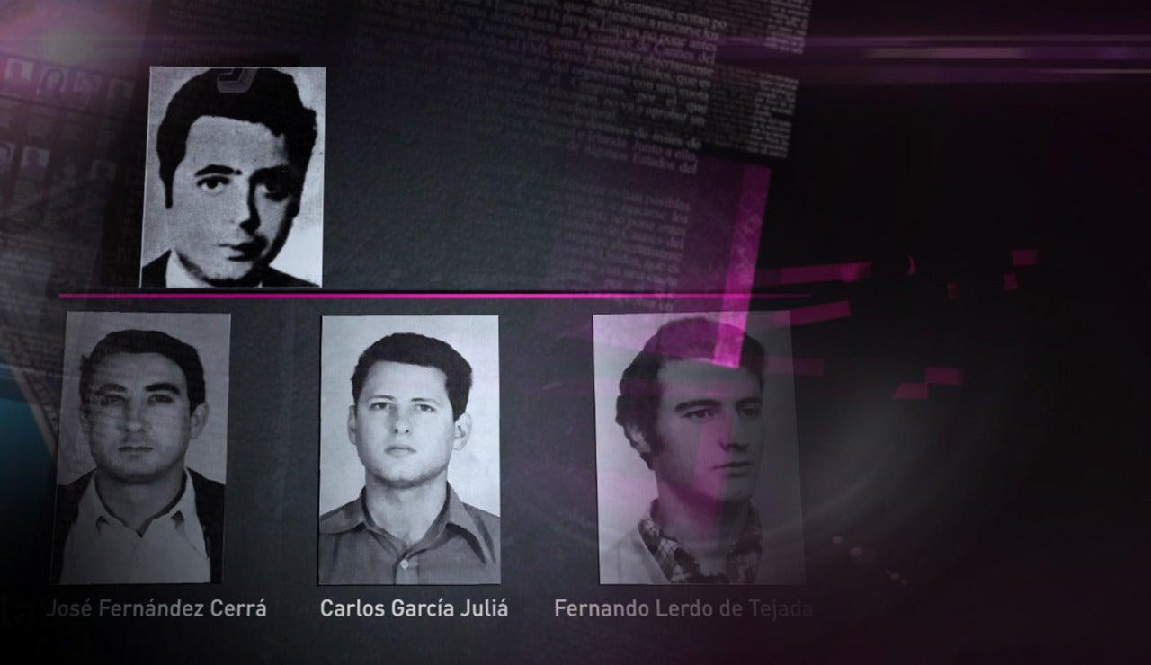 Autores de la matanza de Atocha