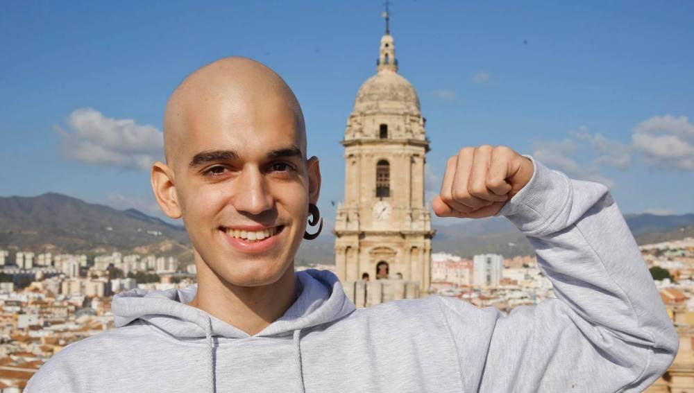 Pablo Ráez, el joven que luchaba por conseguir un millón de donantes de médula en España