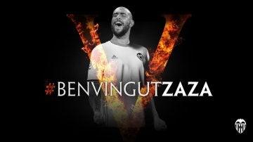 Zaza, nuevo jugador del Valencia