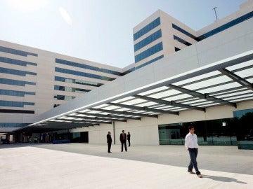 Vista general del Hospital La Fe de Valencia