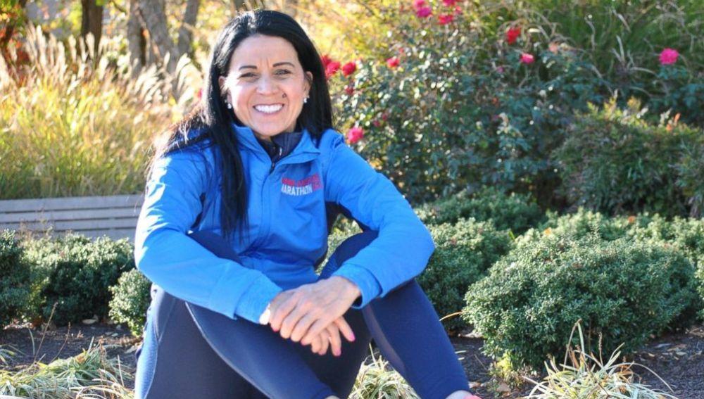 BethAnn Telford, mujer que busca correr siete maratones en siete días