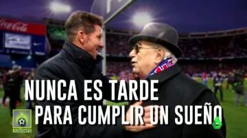 La sorpresa de 'El Hormiguero' a los socios más antiguos del Atlético de Madrid