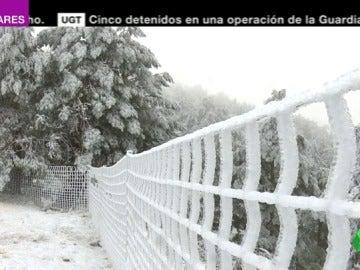 Frame 41.916161 de: nieve mediterraneo