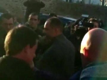 Agresión a Manuel Valls
