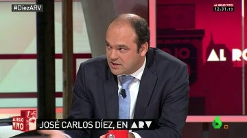 """Frame 58.724533 de: El PSOE ficha al economista José Carlos Díez para coordinar su programa económico: """"Sólo haría esto con este partido"""""""