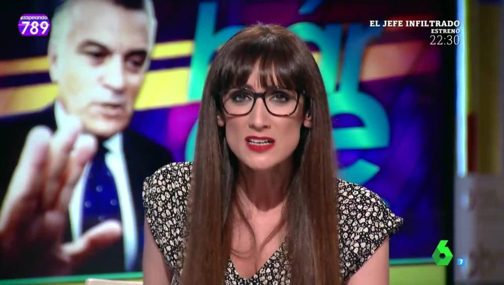 Ana Morgade, en Zapeando