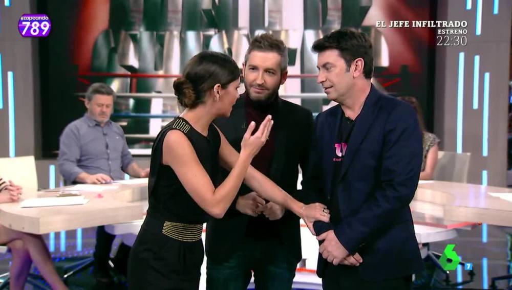 Cristina Pedroche hace una proposición a Arturo Valls