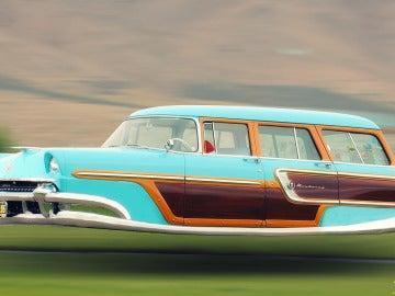 Un coche volador