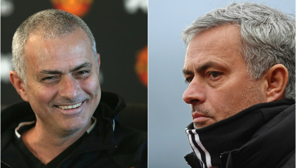 Mourinho estrena nuevo 'look'