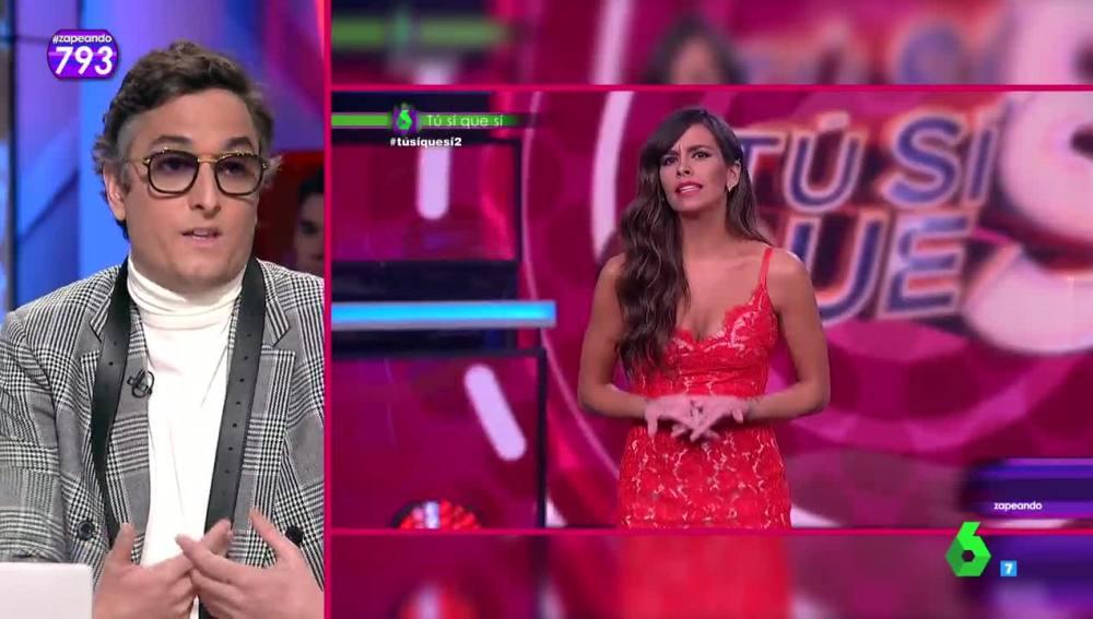 Josie comenta los looks de Cristina Pedroche