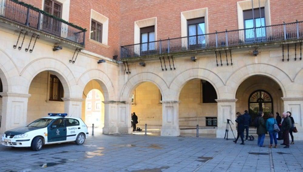Juzgados Teruel