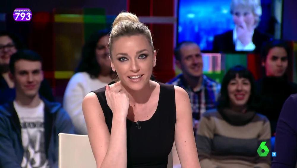 Anna Simon, en Zapeando