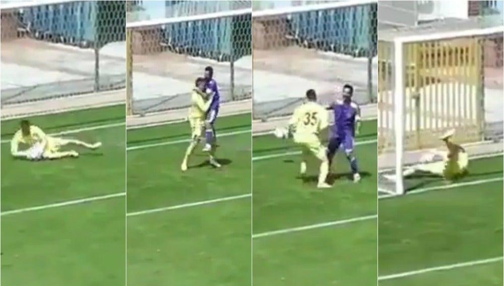¿El gol en propia puerta más absurdo de la historia?