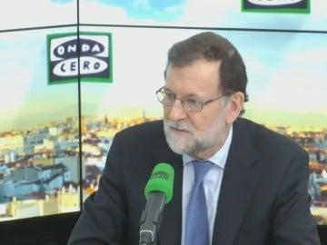 """Frame 0.0 de: Mariano Rajoy: """"La tasa de paro nunca ha bajado del 8% y nunca ha habido menos de 2 millones de parados"""""""