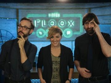 La periodista Cristina Pardo, en 'Lo del Floox Show'