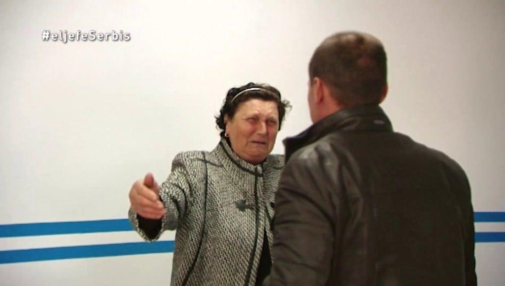 Fanny en El Jefe Infiltrado Serbis