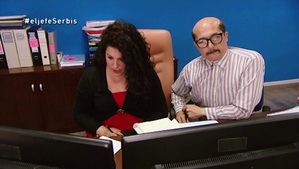 El Jefe Infiltrado de Serbis y Noelia