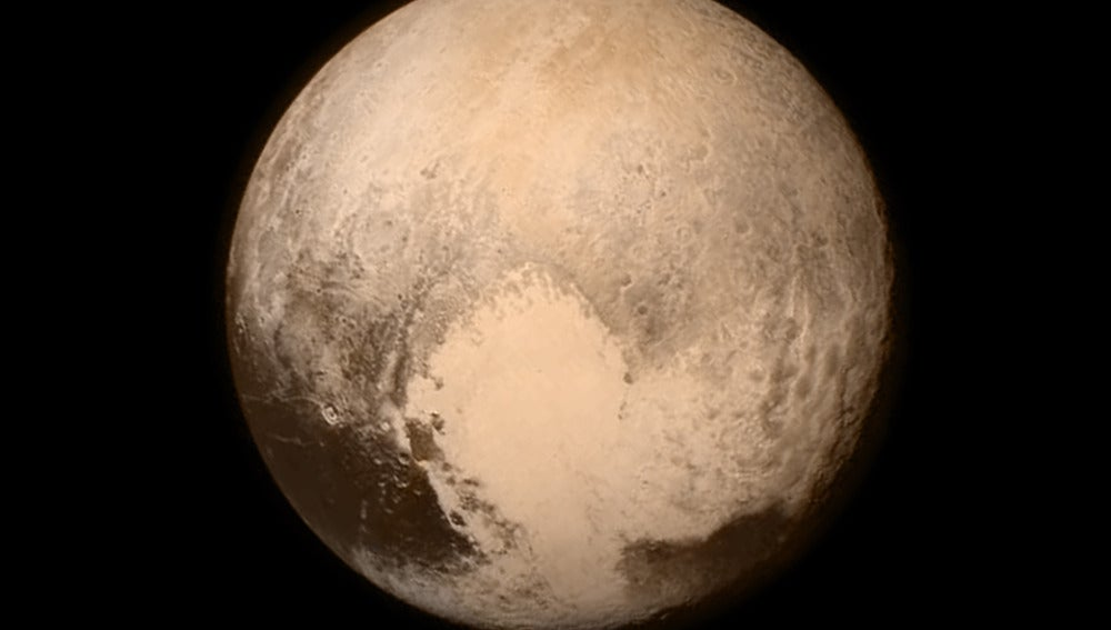 Plutón y su corazon
