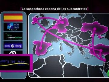 Frame 38.303436 de: La sospechosa cadena de subcontratas del Yak-42