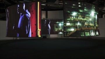 Electric Earth, la primera exposición en solitario de Doug Aitken