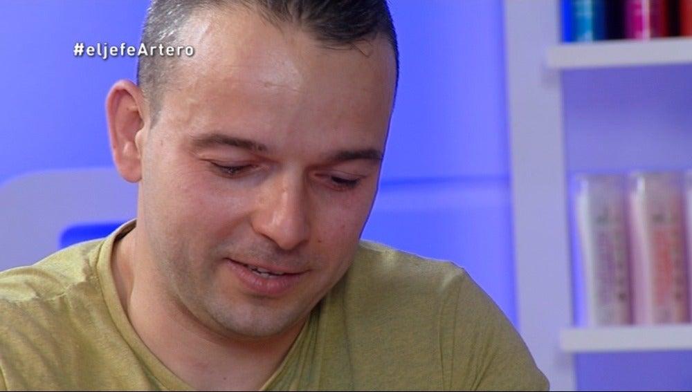 'La Jefa Infiltrada' se descubre ante Paco