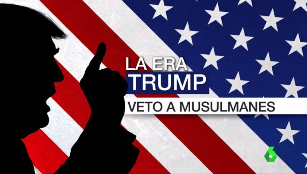 Frame 2.307546 de: Trump prohibe la entrada de refugiados e inmigrantes a EEUU procedentes de siete países musulmanes