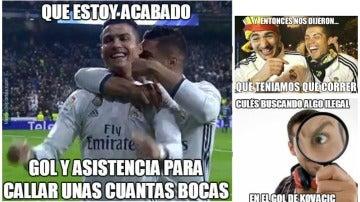 Los mejores 'memes' del Real Madrid - Real Sociedad