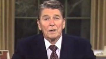 Ronald Reagan, expresidente de Estados Unidos