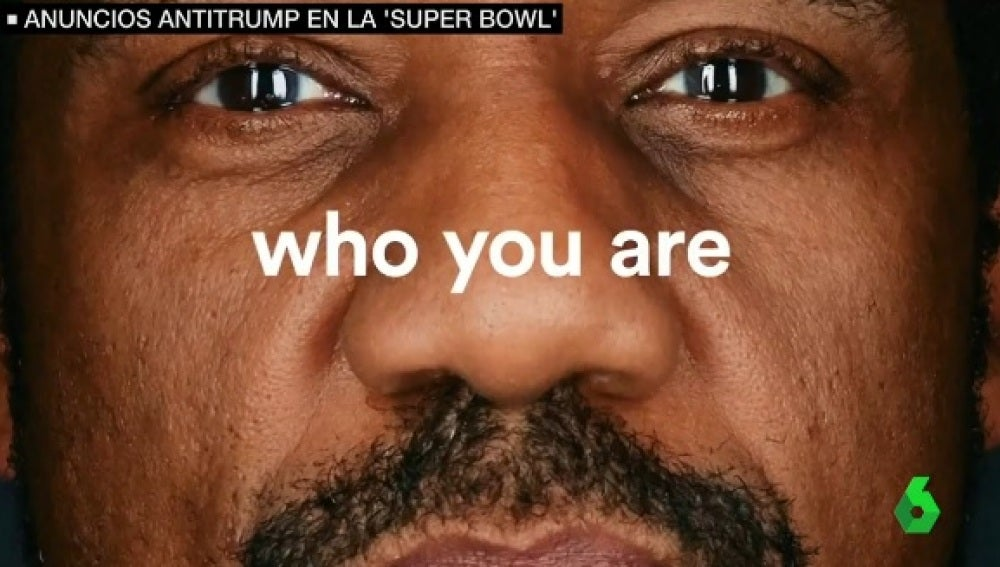 Anuncios antitrump en el Super Bowl