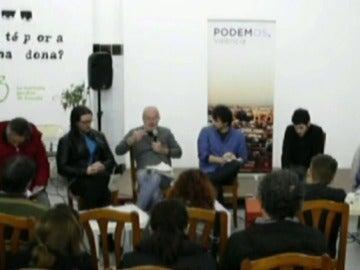 Antonio Montiel, líder de Podemos en la Comunidad Valenciana