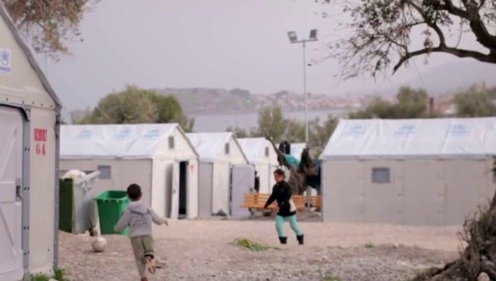 Viviendas para refugiados creadas por Ikea