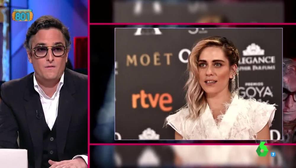 Josie critica el look de María León