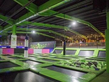 El parque Flip Out Chester