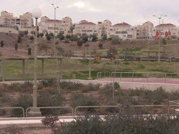 La colonia de Maale Adumim (Cisjordania), una de las más grandes en territorio palestino ocupado
