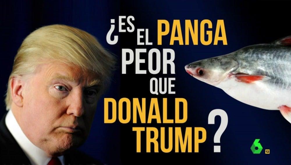 """Frame 61.226666 de: Dani Mateo: """"Puede que Trump no sea tan malo si lo comparamos con el panga, el Hanibal Lecter de los peces"""""""
